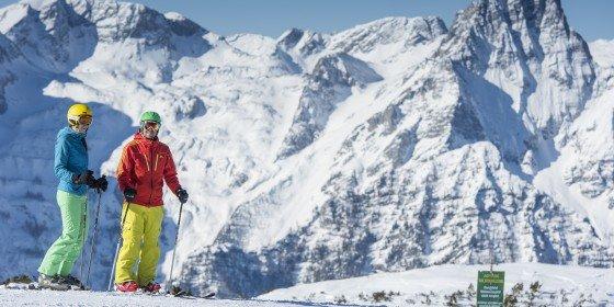 School ski trips to Wurzeralm Hinterstoder, Austria