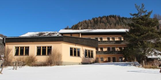 Pension Mühlbacherhof winterbild