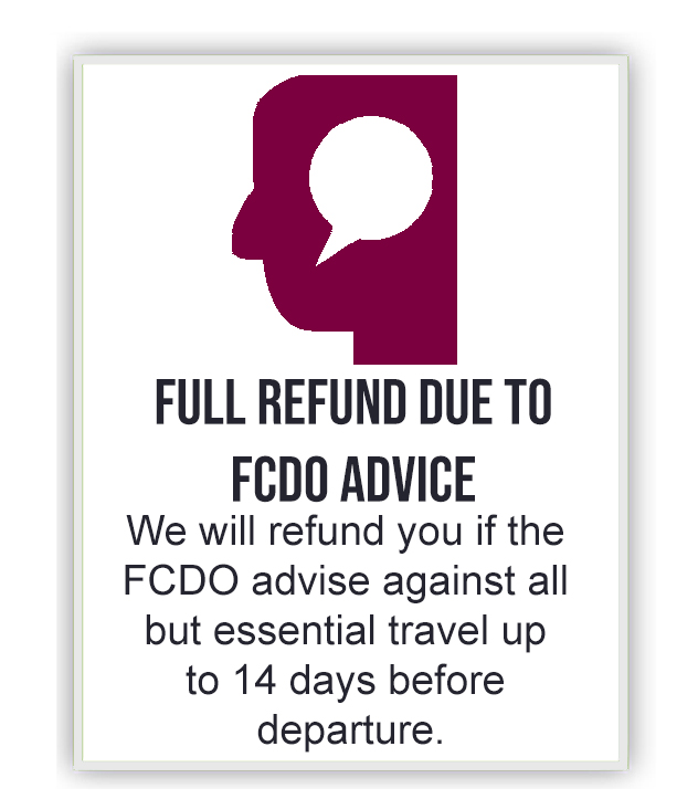 FCDO advice